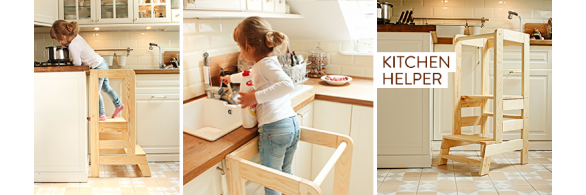 MeowBaby Kitchen Helper from just €89.99