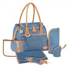 Babymoov Style Changing Bag Mosaic Blue