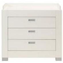 Bebe-Jou Vigo Dresser/Changer White