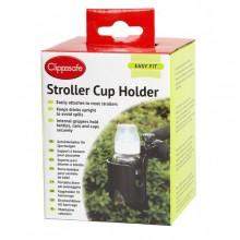 Clippasafe Stroller Cup Holder