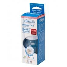 Dr Brown's Options Natural Flow Preemie Bottle - 60ml