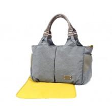 Koo-di Lottie Changing Bag - Granite