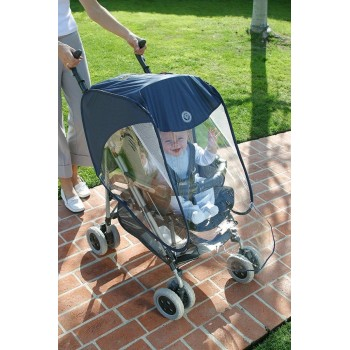 Prince Lionheart Pop N Play Pushchair Raincover