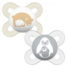 MAM Start 0-2 Months Soother 2 Pack
