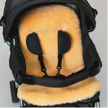 BabyDan Lambskin Stroller Liner
