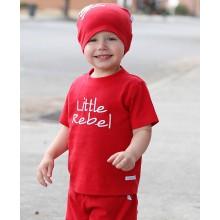 Red Little Rebel Tee