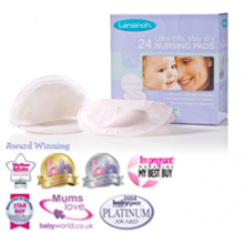 Lansinoh Disposable Nursing Pad's (24)