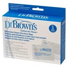 Dr. Brown's Microwave Steam Steriliser Bags