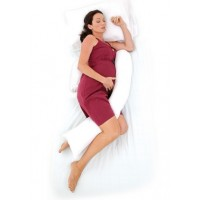 Dreamgenii Support and Feeding Pillow Plus Pillowcase