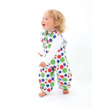 Dreamgenii Twinkle Tog - Circus Spot - 2.5 tog