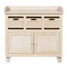 Bebe-Jou Havanna Dresser/Changer White