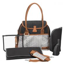 Babymoov Style Changing Bag - Black