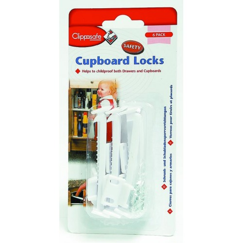 Clippasafe Cupboard Locks