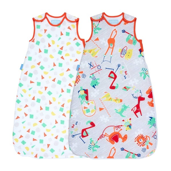 Nursery Bedding Girls Grobag 0-6 Months Sufficient Supply Sleeping Bags & Sleepsacks