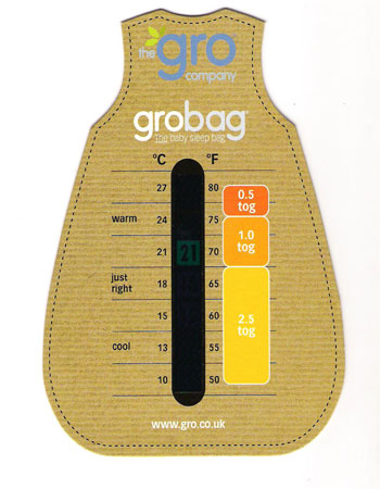 Gro Free Room Thermometer