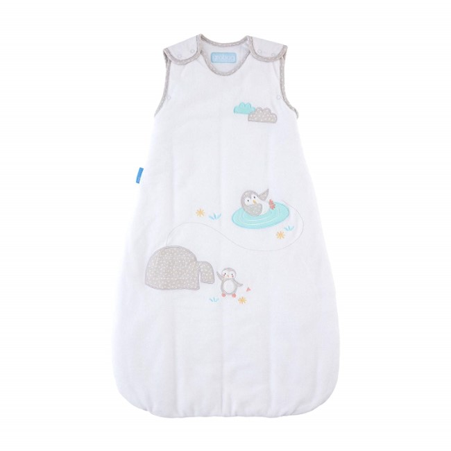 Grobag - Playful Penguins 0-6 Month 3.5 Tog